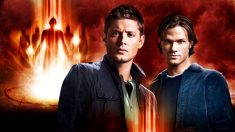 Supernatural season 15, episode 16 – «Drag Me Away (From You)» – CWR CRB