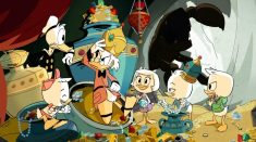DuckTales Season 3 Episode 18 (30 November 2020) – Euro T20 Slam