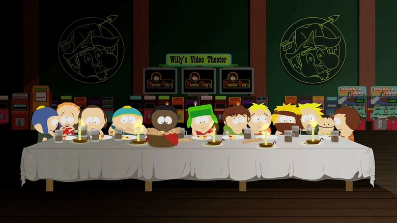 South Park Season 24 Episode 2 South ParQ Vaccination Special | Drury School